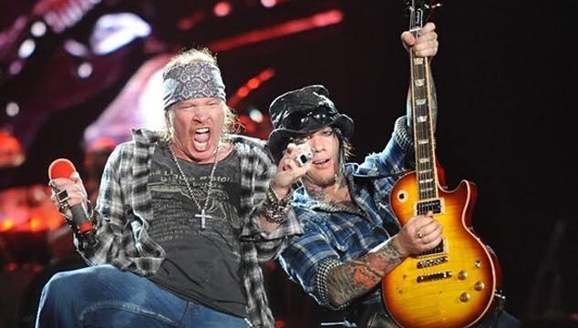 imagen ¿Se filtra una canción inédita de Guns N' Roses?
