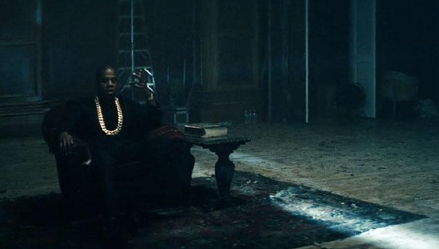 "imagen Jay Z estrena video de ""Holy Grail"" junto a Justin Timberlake"