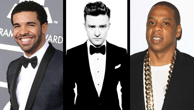 imagen Drake y Jay Z colaborarán en la segunda parte de 'The 20/20 Experience' de Justin Timberlake