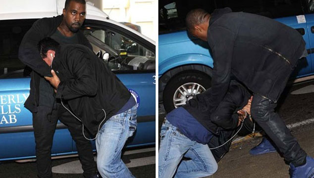 imagen Kanye West no enfrentará cargos tras agredir a un paparazzi