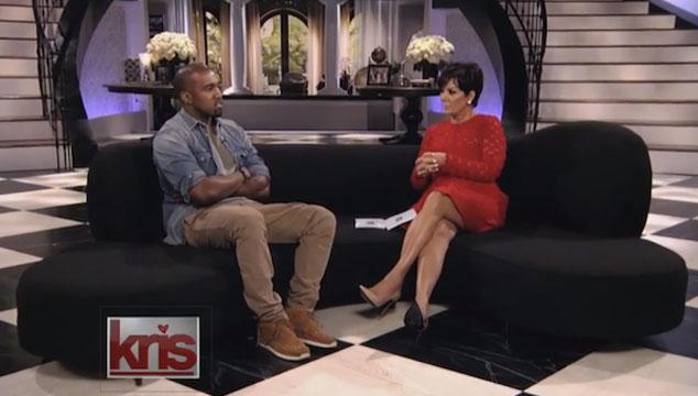 imagen Mira un preview de la primera entrevista de Kanye West en televisión desde 2010
