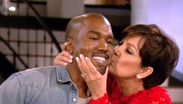 imagen La primera entrevista en televisión de Kanye West en tres años (VIDEO)