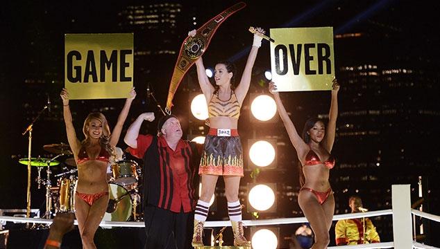 imagen Lo mejor de los VMAs: Katy Perry rebotando