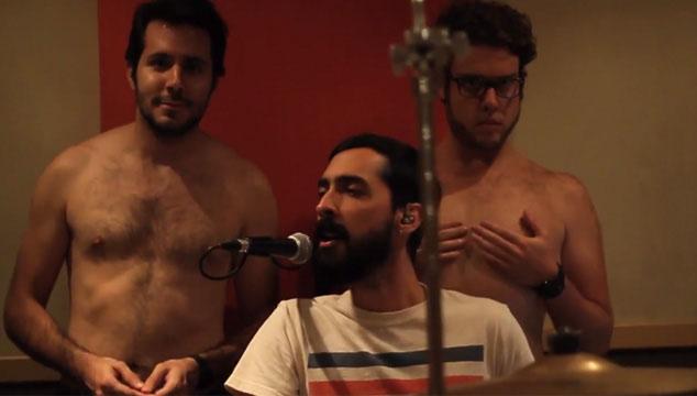 imagen José Rafael Guzmán y Led Varela visitan un ensayo de La Vida Bohème (VIDEO)