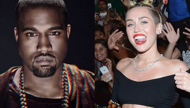 imagen ¿Miley Cyrus colaborará en un tema de Kanye West?