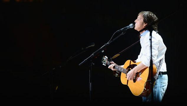 imagen Paul McCartney prepara nuevo disco para este año (y los productores dan envidia)