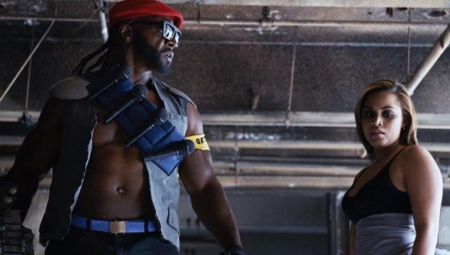 """imagen El actor Terry Crews encarna a Major Lazer en su nuevo videoclip """"Scare Me"""""""