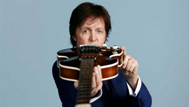 """imagen Paul McCartney estrena """"New"""", primer sencillo de su nuevo disco"""