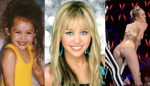 MileyEvolution