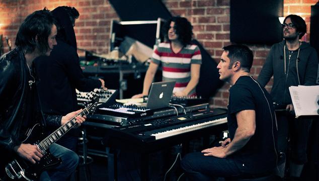imagen Se filtran audios inéditos de ensayos 2013 de Nine Inch Nails