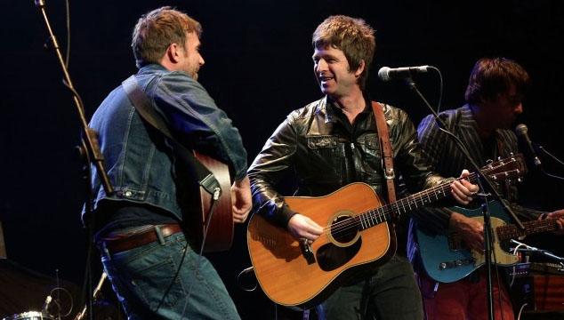 imagen ¿Damon Albarn y Noel Gallagher están trabajando en música juntos? Parece que sí