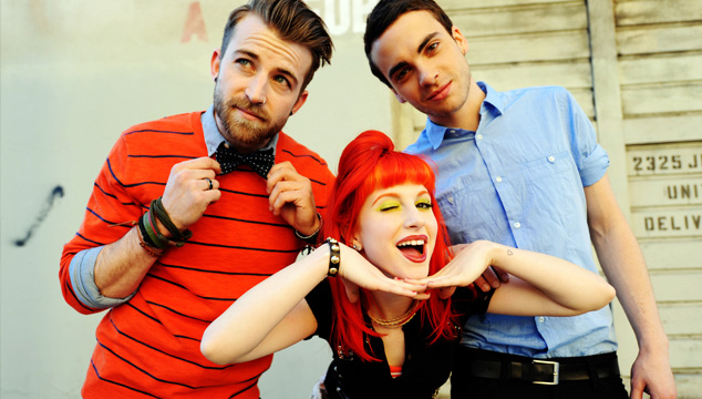 "imagen Paramore lanza ""The Self-Titled Sessions 1"" (VIDEO)"