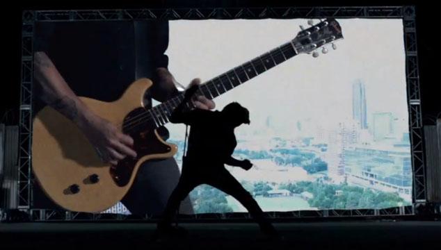 """imagen Pearl Jam estrena el video de """"Mind your Manners"""""""