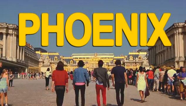 """imagen Phoenix toca """"Entertainment"""" en acústico desde el palacio de Versailles (VIDEO)"""