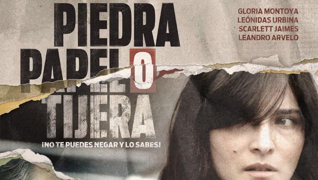 imagen Escucha y descarga el soundtrack de la película venezolana 'Piedra, papel o tijera'