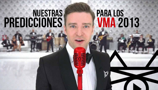 imagen Nuestras predicciones para los VMA 2013