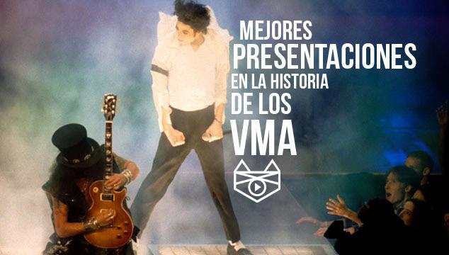 imagen Cochino Top: Mejores presentaciones en la historia de los VMA's
