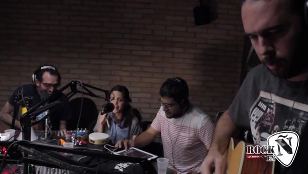 imagen Famasloop estrena cuatro versiones acústicas en las 'Sesiones en Ñ' de Rock en Ñ