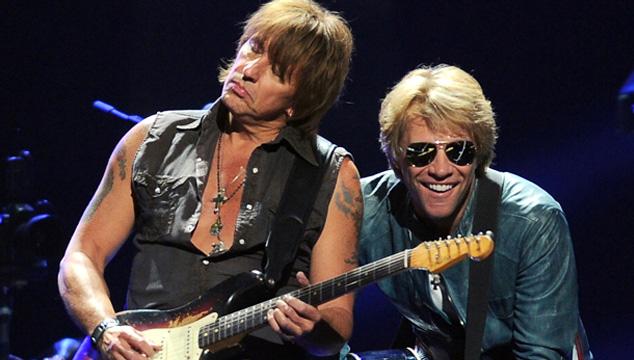 imagen ¿Bon Jovi despidió oficialmente a Richie Sambora?