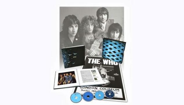 imagen The Who reeditará su disco 'Tommy'