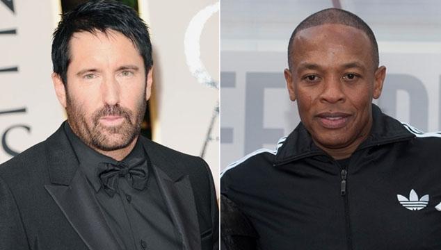 imagen Trent Reznor y Dr. Dre presentan Beats Music, su propio servicio de música en streaming