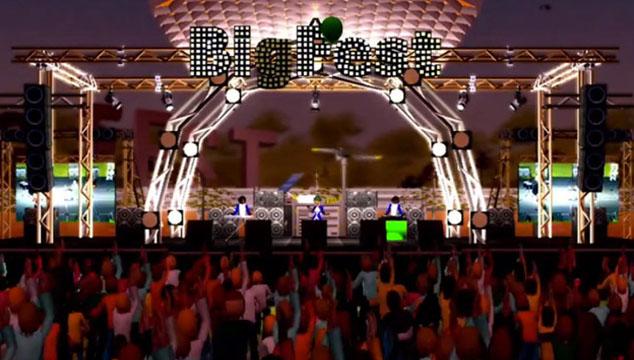 imagen Big Fest: el videojuego donde puedes hacer tu propio Festival de Música