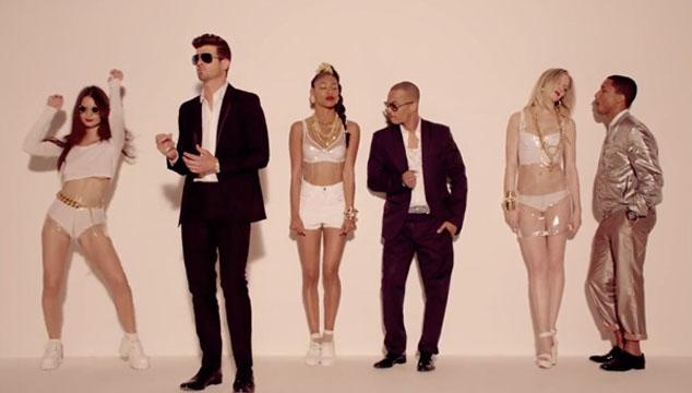 imagen Nominados a Mejor Video de Artista Masculino en los VMA's 2013