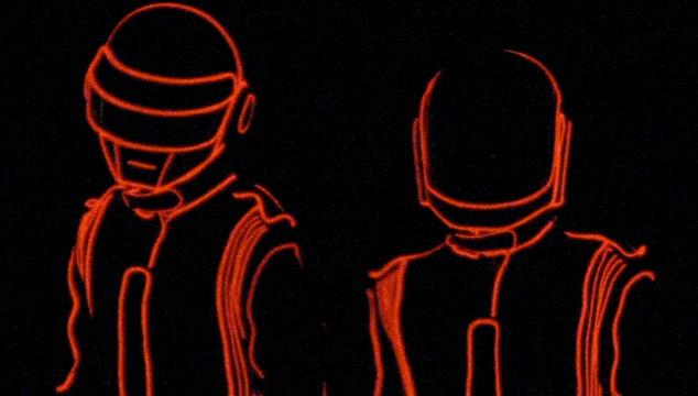 imagen Apariciones de Daft Punk en televisión