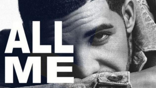 """imagen Escucha """"All Me"""", el nuevo sencillo de Drake"""