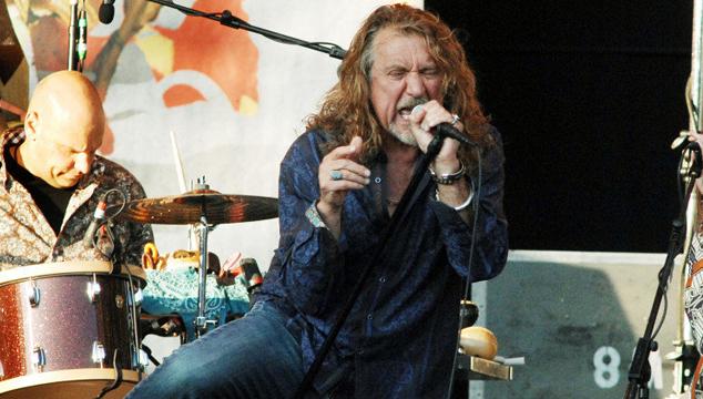 imagen Robert Plant, vocalista de Led Zeepelin, ya tiene cuenta en Twitter e Instagram