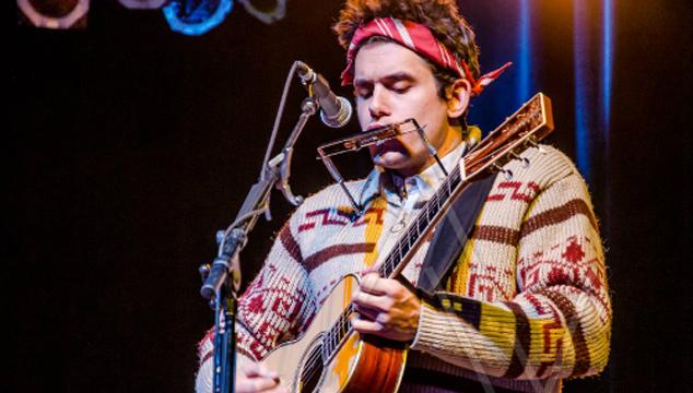 imagen John Mayer colabora con Katy Perry y Frank Ocean en su nuevo álbum