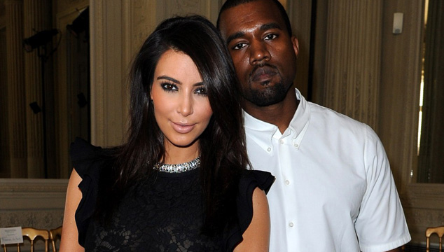 imagen Cochismes: Kim Kardashian y Kanye West presentan a su bebé North (FOTO)