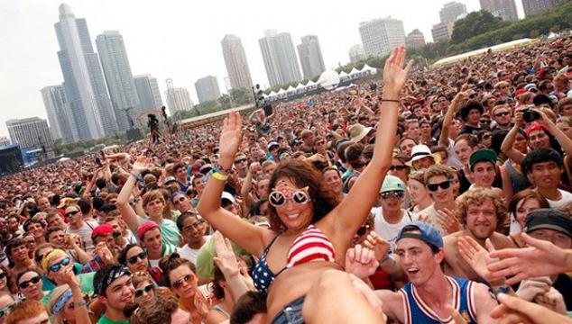 imagen Amenazas terroristas provocan un aumento de seguridad en el Lollapalooza