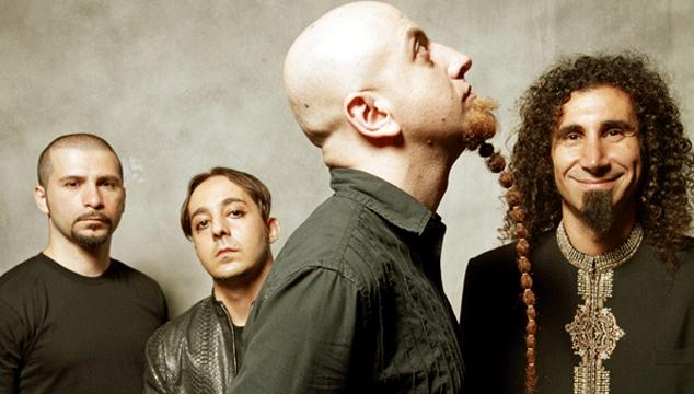 imagen System of a Down no tendrá nuevo álbum para el 2014