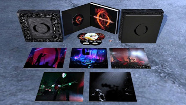 imagen A Perfect Circle lanzará box set de grabaciones inéditas en vivo