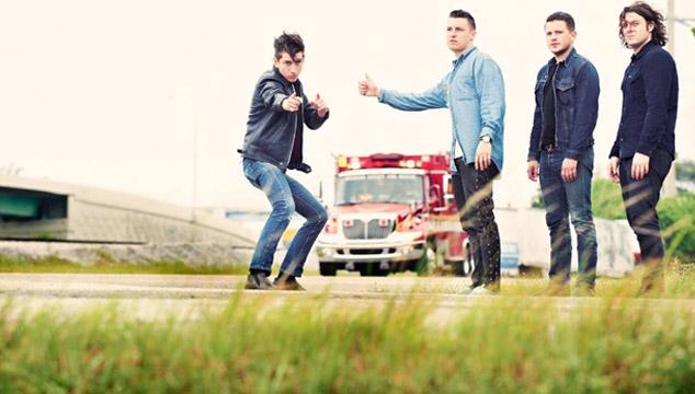 imagen 'AM' de Arctic Monkeys ya rompe records