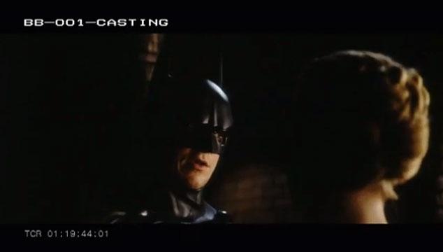 imagen Así fue la audición de Christian Bale para el papel de Batman (VIDEO)