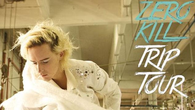 imagen Escucha completo 'Triptour', el primer disco de Benito Cerati, el hijo de Gustavo Cerati