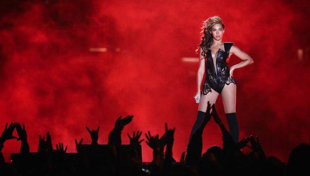 imagen Así son los conciertos de Beyoncé (VIDEO)
