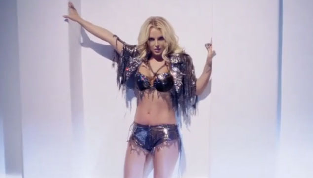 "imagen Britney Spears publica un adelanto del videoclip de ""Work Bitch"" (VIDEO)"