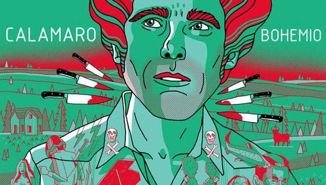 imagen Escucha 'Bohemio', el nuevo disco de Andrés Calamaro