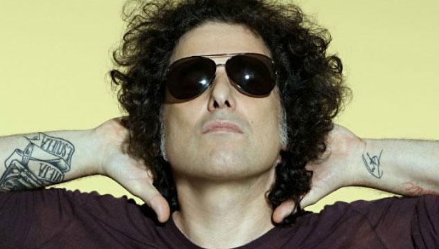 imagen Andrés Calamaro estrena tres temas de su nuevo disco 'Bohemio'