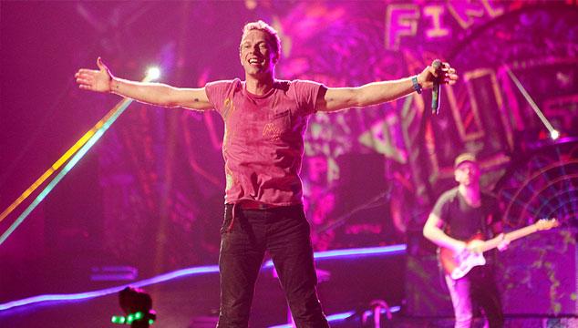"""imagen Escucha completo """"Atlas"""" el nuevo tema de Coldplay"""