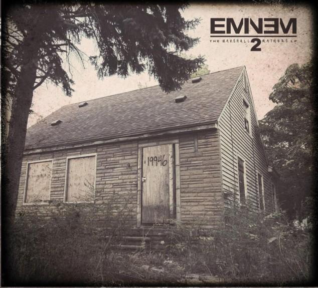 Eminem portada