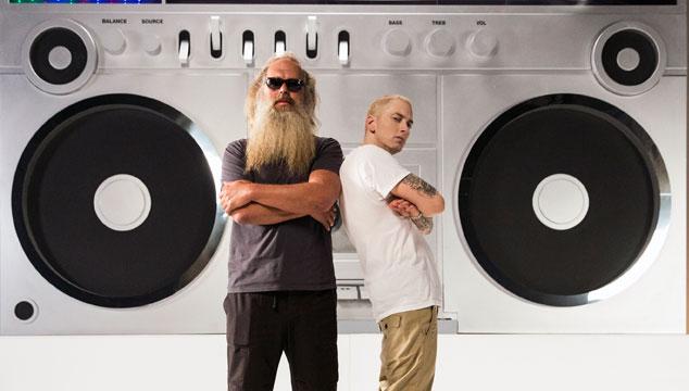 """imagen Eminem estrena el video oficial de """"Berzerk"""""""