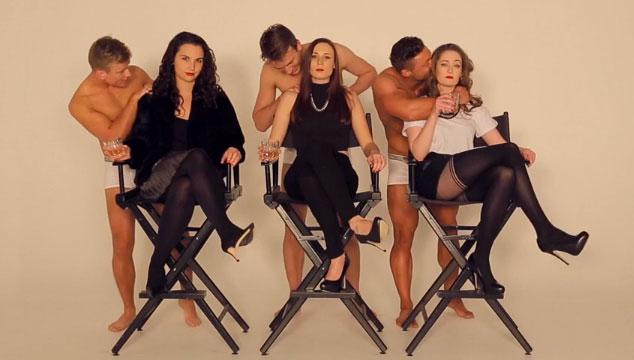"imagen La parodia feminista de ""Blurred Lines"" (VIDEO)"
