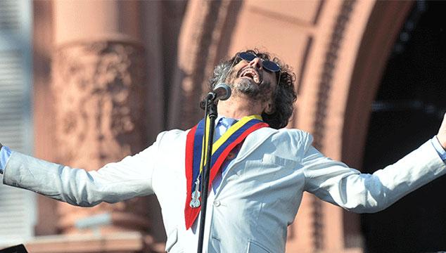 imagen Fito Páez vendrá a Venezuela