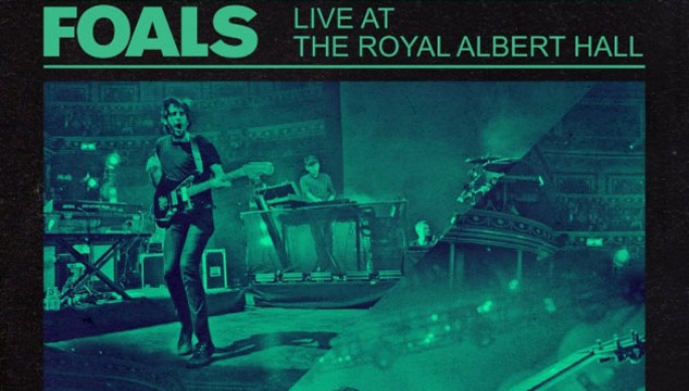 imagen Foals presenta el teaser de su nuevo álbum en vivo 'Live at the Royal Albert Hall' (VIDEO)