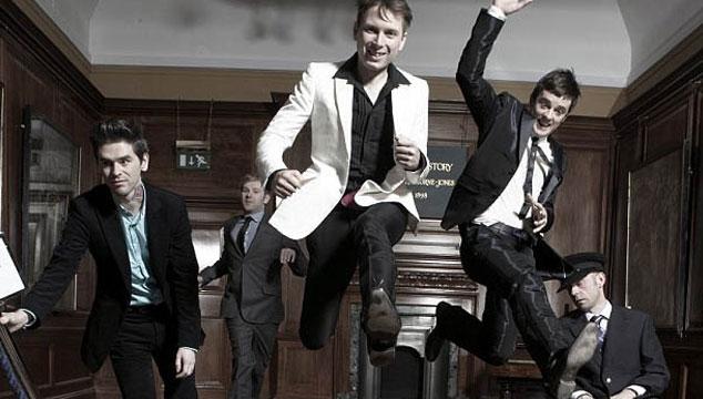 """imagen El remix de Daft Punk a """"Take Me Out"""" de Franz Ferdinand saldrá en la próxima edición de NME (AUDIO)"""