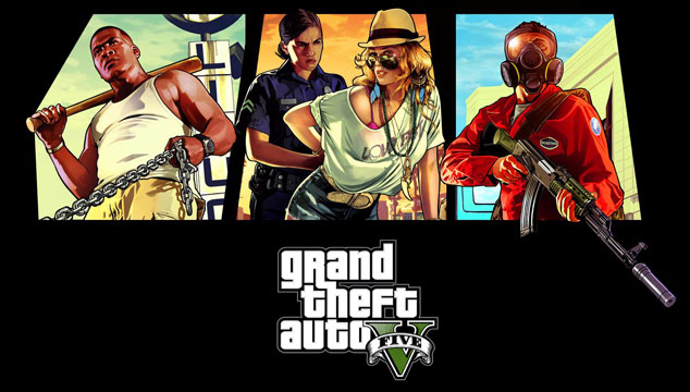 imagen Salen a la venta los tres discos del soundtrack de GTA V